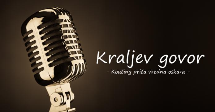Kraljev govor – Koučing priča vredna oskara