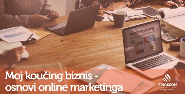 Moj koučing biznis – online marketing