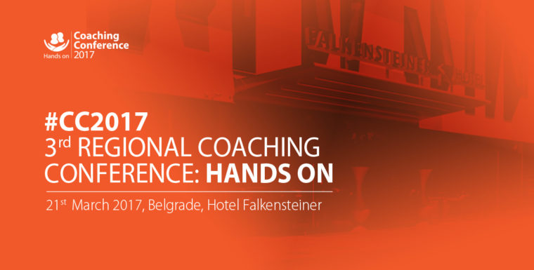 "Save the date for Coaching Conference ""Hands on"""
