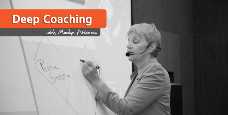 Deep Coaching with Marilyn Atkinson in Prague