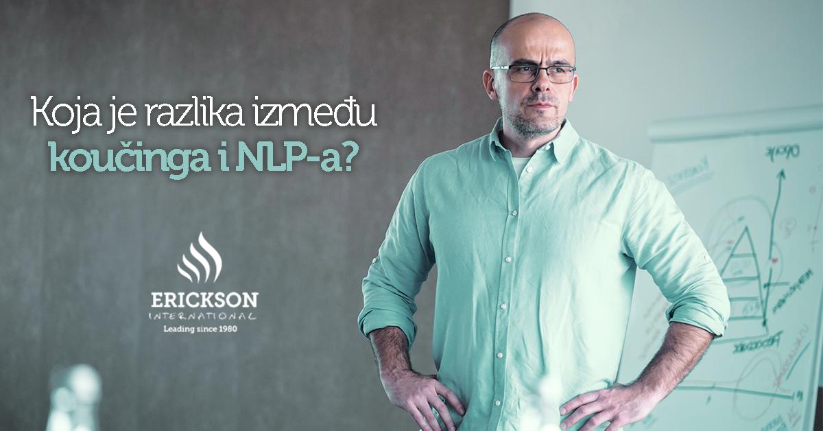 Koja je razlika između koučinga i NLP-a?