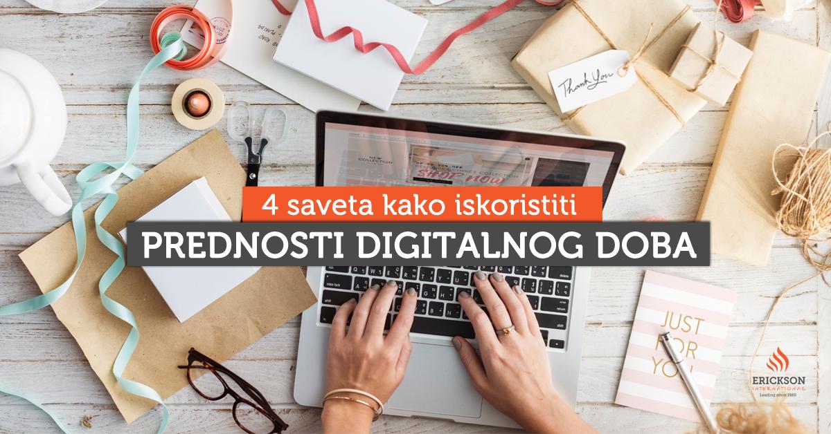 4 saveta kako iskoristiti prednosti digitalnog doba za rast vašeg koučing biznisa