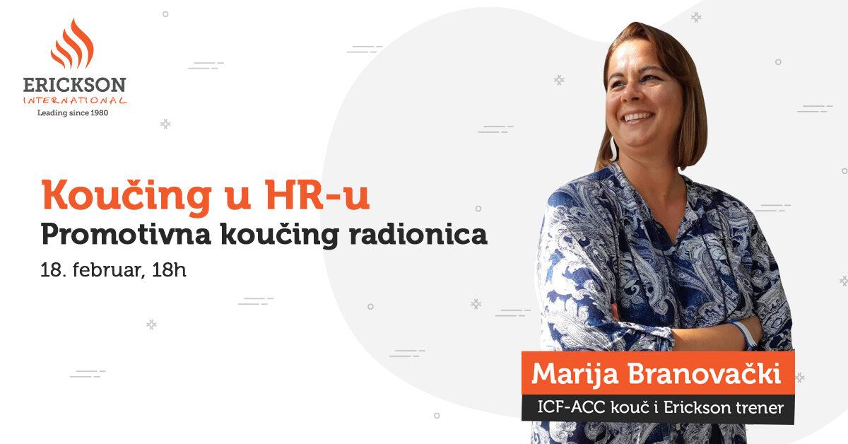 Koučing u HR-u – Promotivna koučing radionica