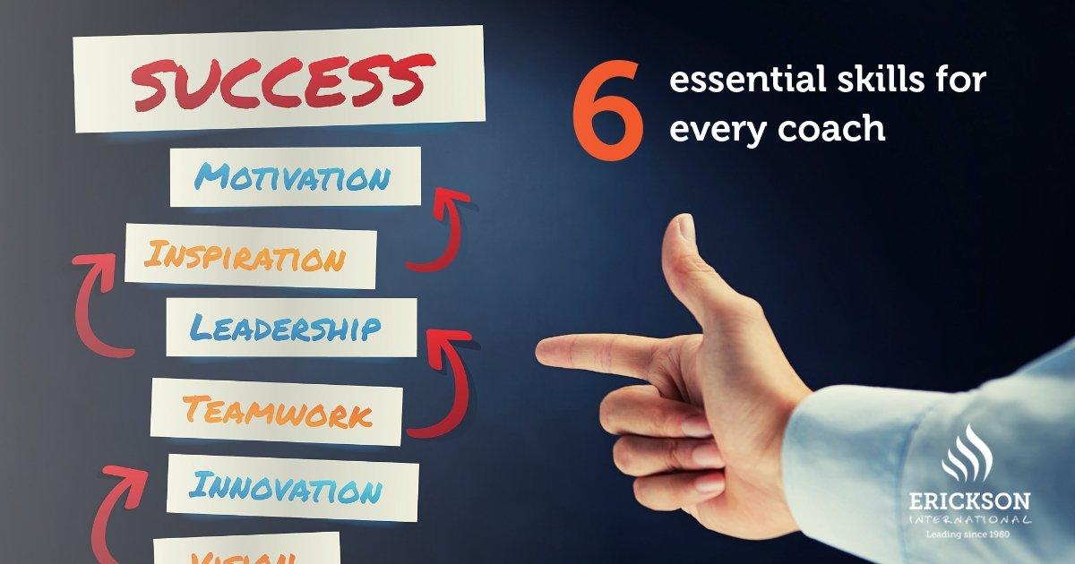 6 ključnih veština svakog kouca