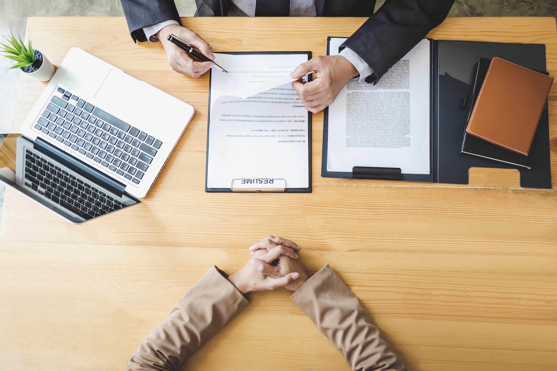 Razgovor za posao-razvoj zaposlenih