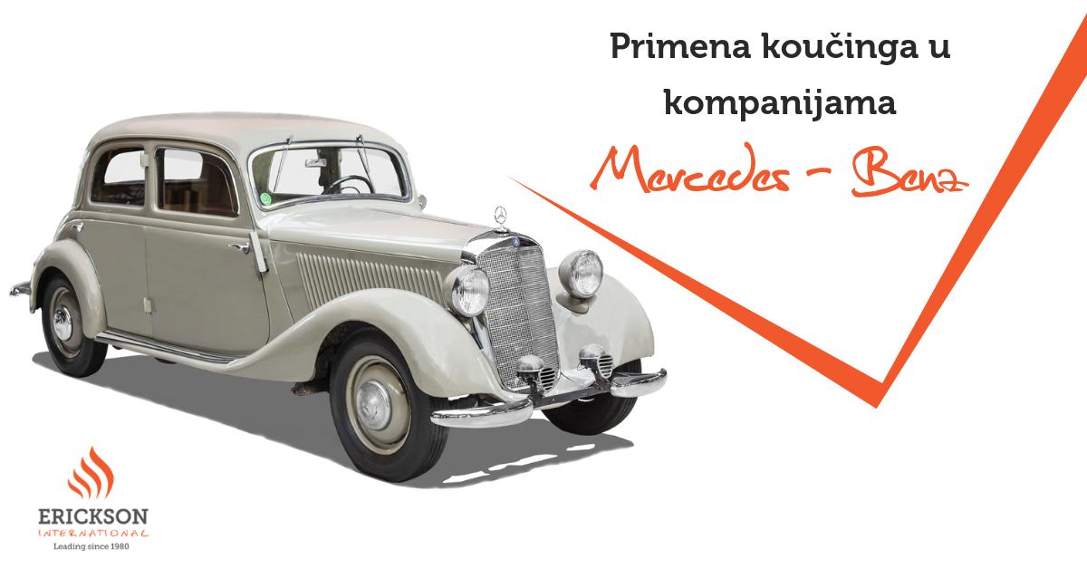 Mercedes-Benz – koučing u kompanijama