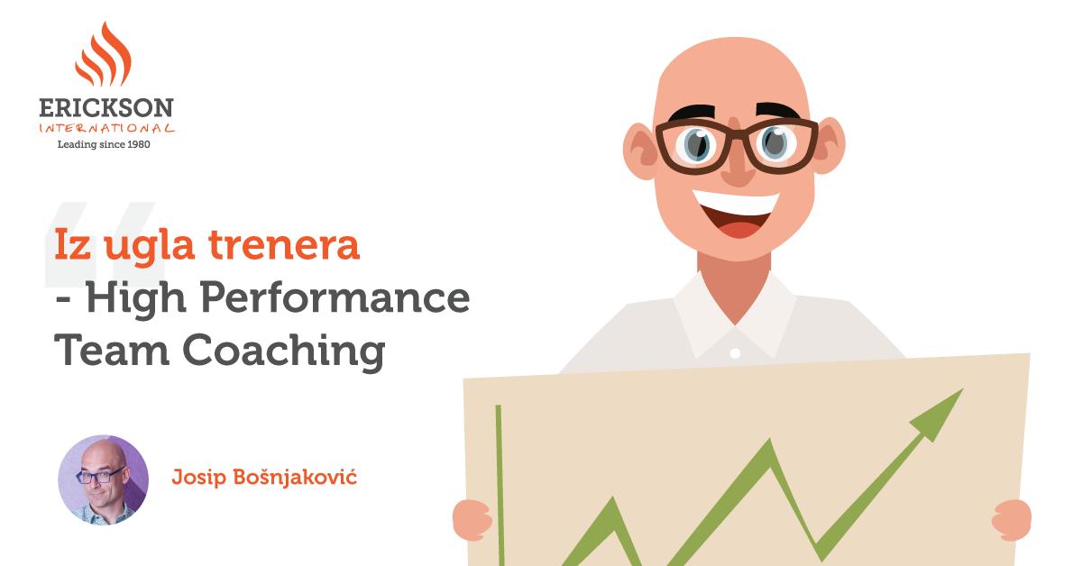 Iz ugla trenera – High Performance Team Coaching