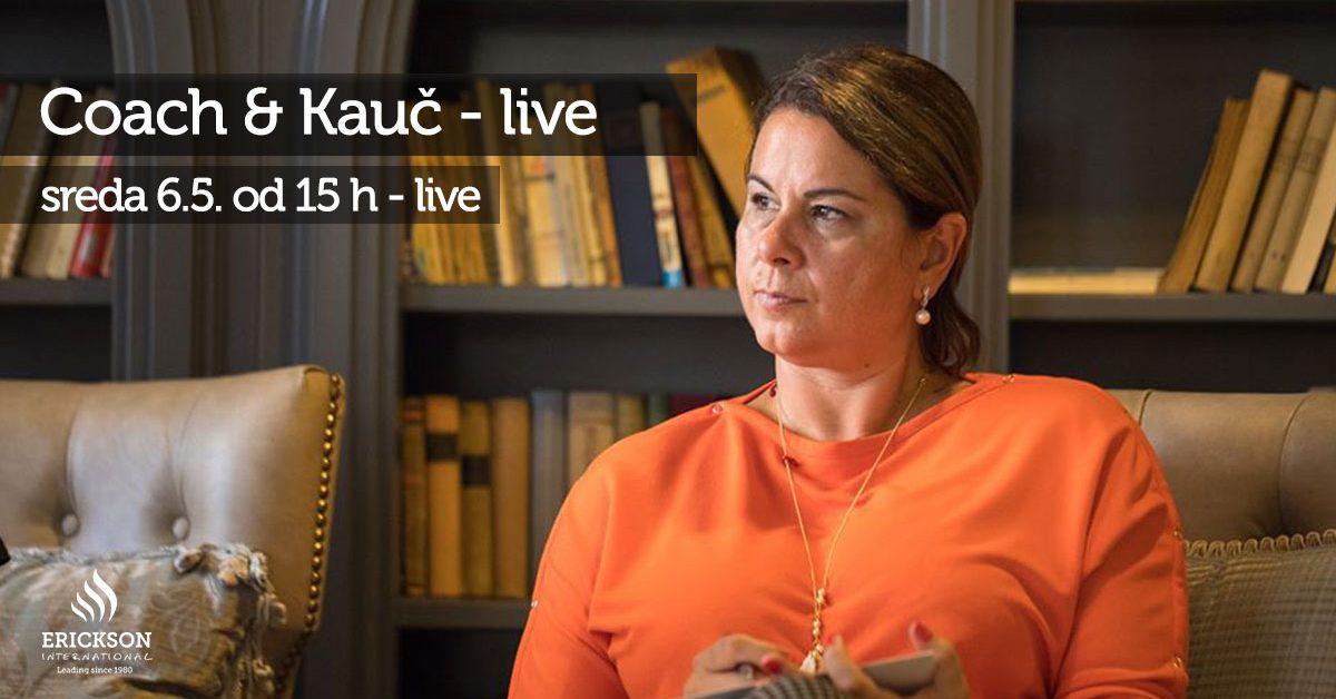 Coach&Kauč (live) – Sve što ste želeli da saznate o koučingu, a niste imali koga da pitate