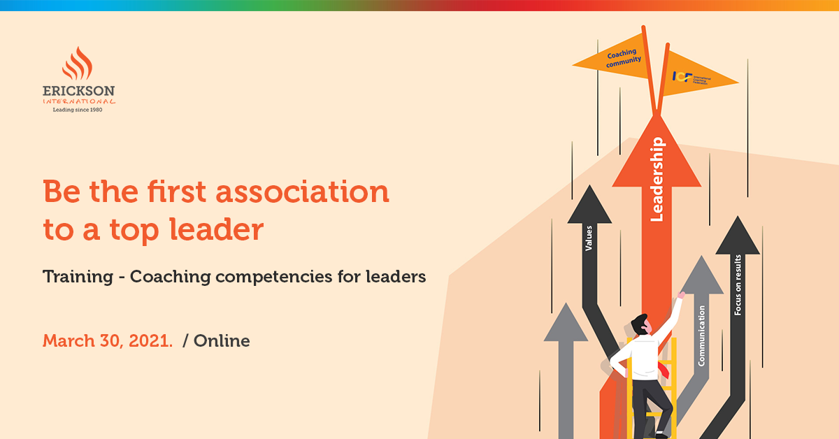 Training – Coaching competencies for leaders