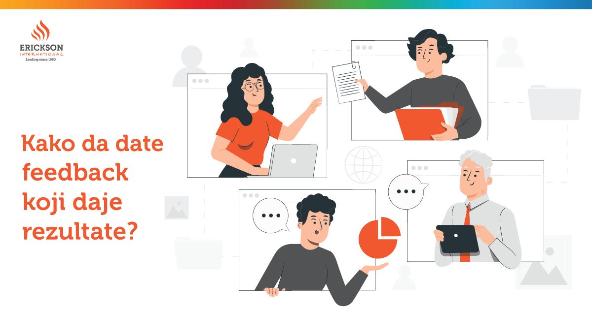 Kako da date feedback koji daje rezultate?