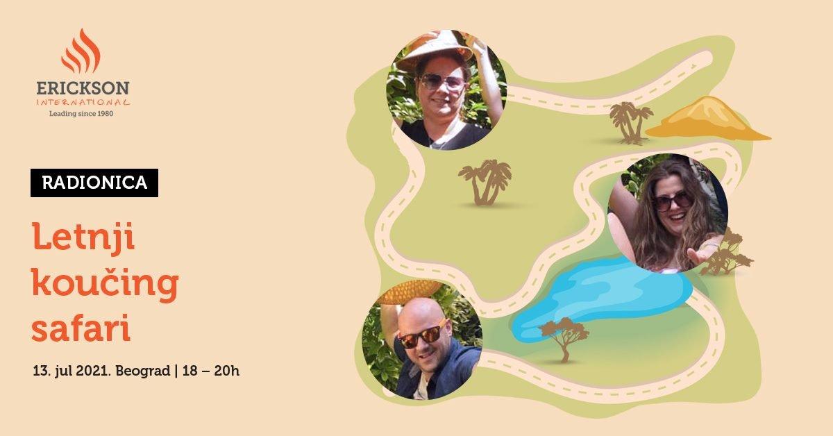 [Radionica] Letnji koučing safari